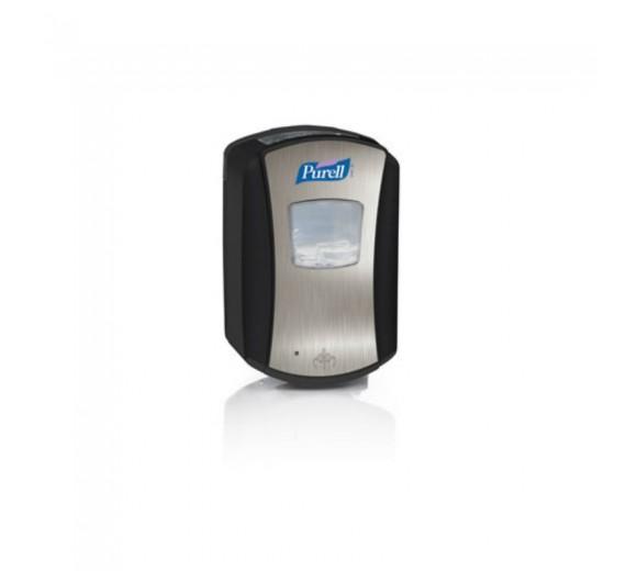 Purell berøringsfri LTX-7 dispenser til 700 ml håndsprit, sort/krom