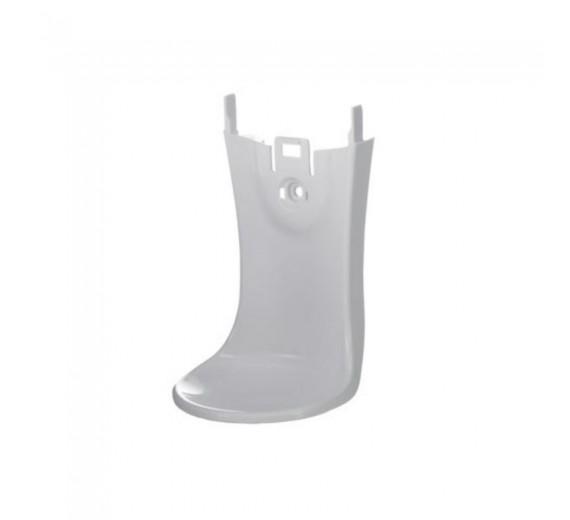 Drypbakke til væghængt berøringsfri dispenser, hvid