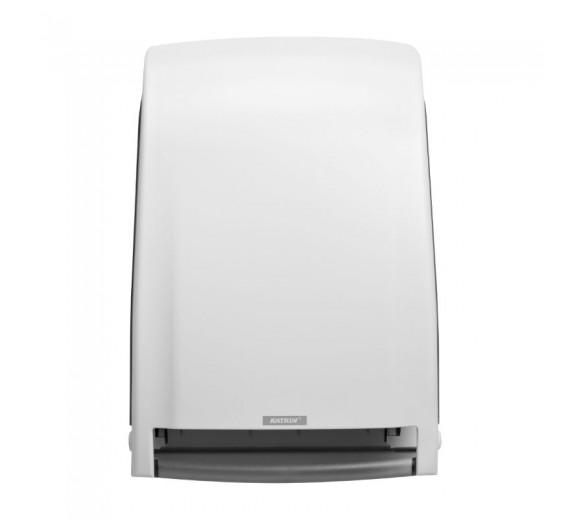 Katrin System Electric håndklæderulle dispenser - hvid