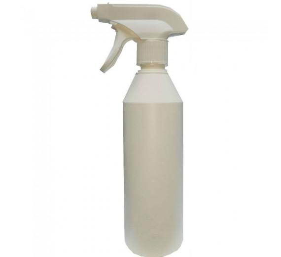 Sprayflaske, 500 ml, inklusive sprayhoved