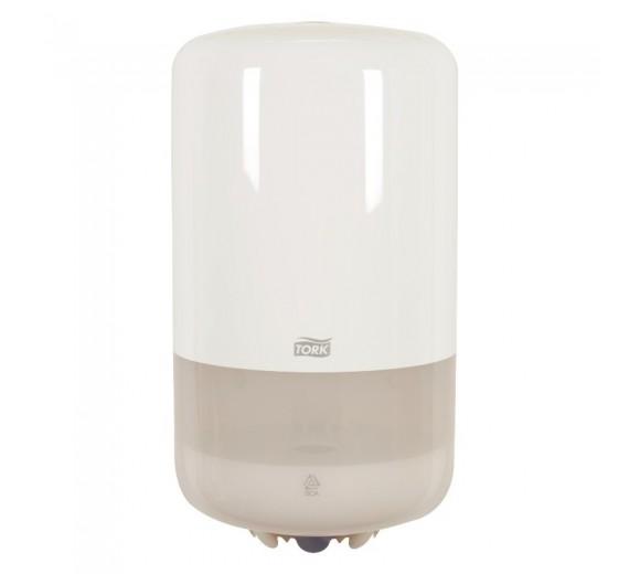 Tork M1 Mini dispenser til aftørringspapir, hvid