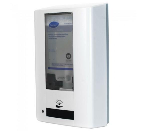 Diversey hånddesinfektion skum SURE Instant Hand Sanitizer E m/parf. til dispenser, 4 x 1,3 ltr.-03