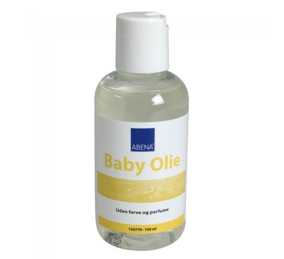 Babyolie uden parfume og farvestoffer, 150 ml