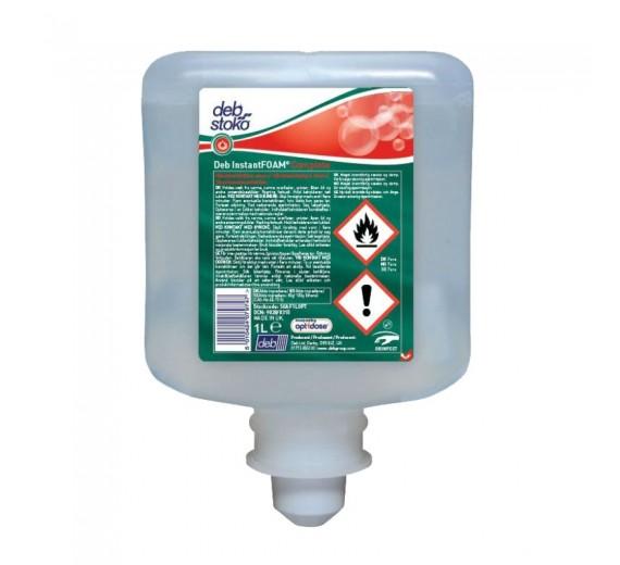 Hånddesinfektion, Deb InstantFOAM, 1000 ml
