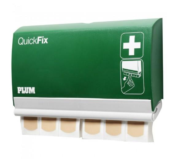 QuickFix Elastic & Water Resistant, plasterdispenser inklusive 2 x 45 stk. plastre.