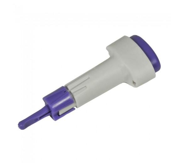 Fingerprikker, Accu-Chek Safe-T-Pro Plus m/3 stikdybder, 23G