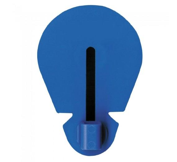 AMBU Blue Sensor EKG-elektrode, til 4 mm. bananstik, engangs