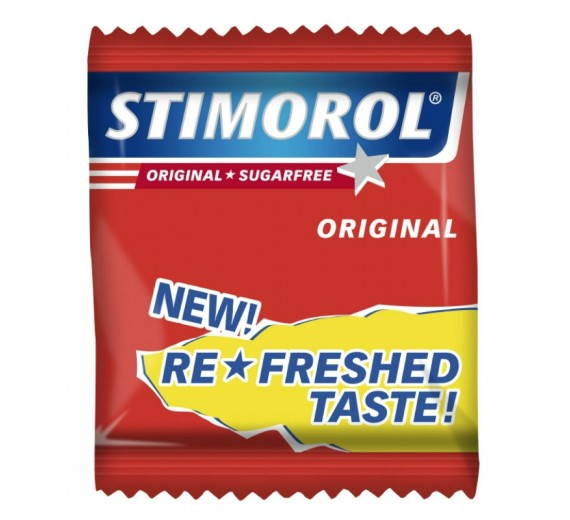 Stimorol tyggegummi, original sukkerfri, 500 stk.