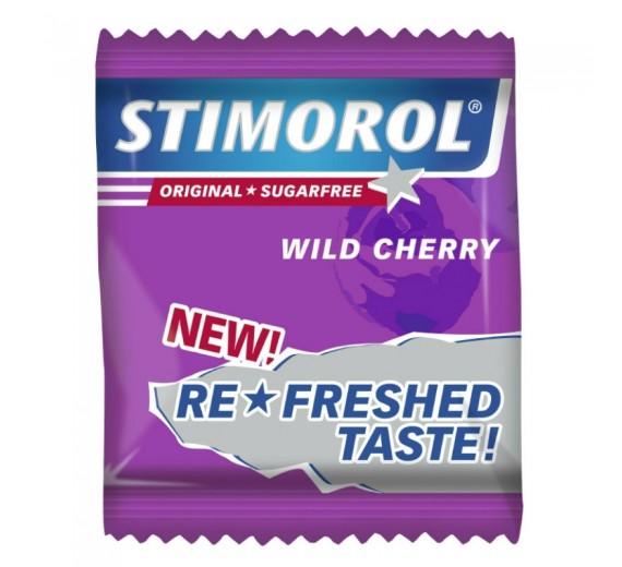 Stimorol tyggegummi, Wild Cherry sukkerfri, 500 stk.