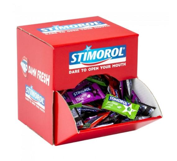 Stimorol tyggegummi, assorteret smag, 340 stk.