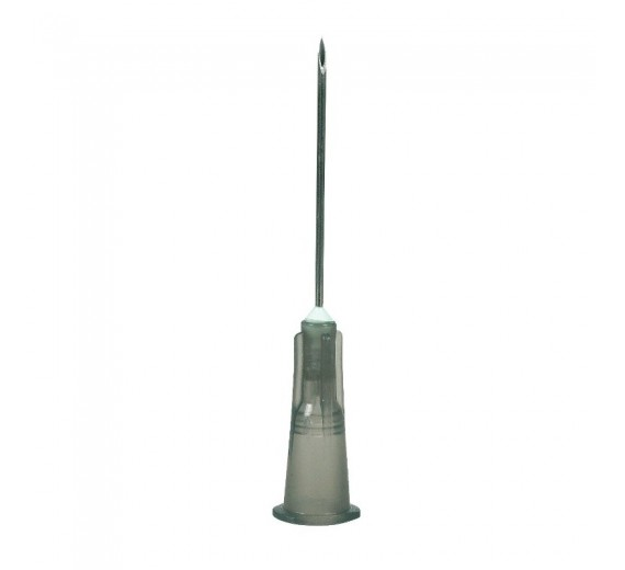 Kanyle, BD Microlance, sort, 22G, x1, 0,7 x 25 mm, steril