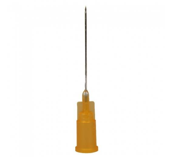 Kanyle, BD Microlance, orange, 25G, x1, 0,5 x 25 mm, steril