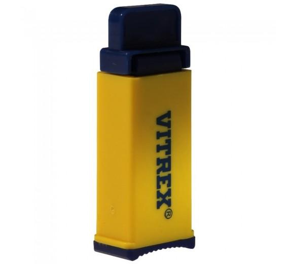 Fingerprikker, Vitrex Press II, gul, 26G, x 1,8 mm