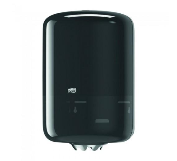 Tork Centerfeed Dispenser, M2, Midi, sort plast