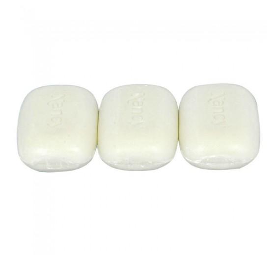 Fast håndsæbe i god kvalitet, til hænder og krop, 75 g./styk., kasse med 72 styk.