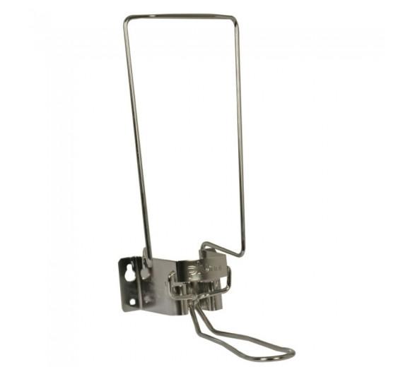 Plum CombiPlum ståldispenser med 6 cm arm, til 1000 ml poser.