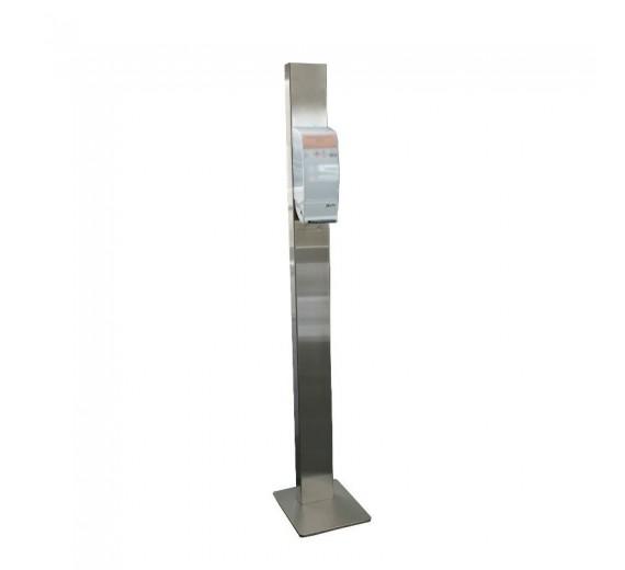 Dispenser stander til CombiPlum, original, rustfrit stål, uden dispenser-01