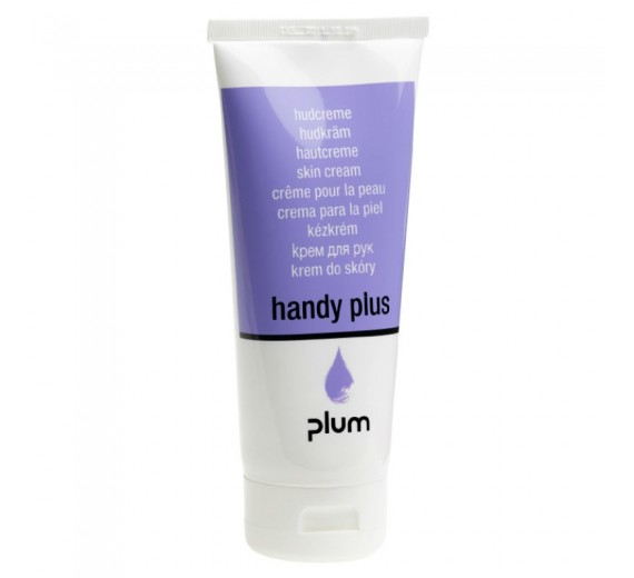 Plum handy plus hudcreme 200 ml i tube.