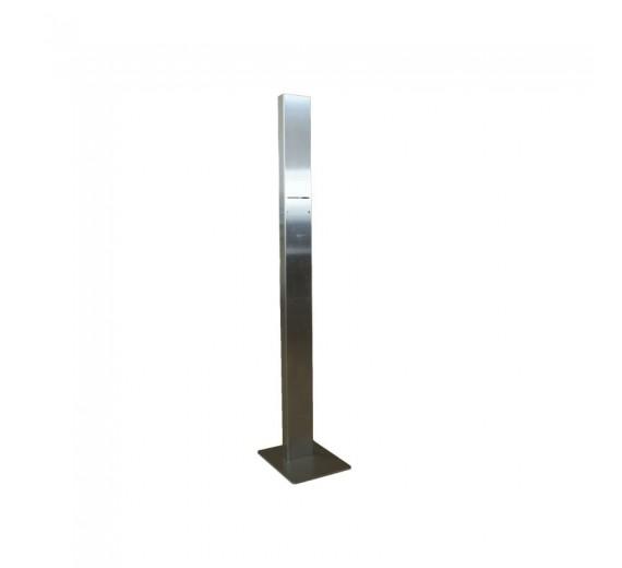 Dispenser stander til CombiPlum, original, rustfrit stål, uden dispenser
