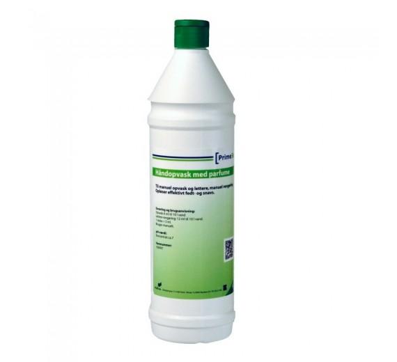 Opvaskemiddel, Ren 11 med farve og parfume, grøn, 1 liter