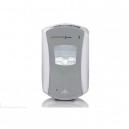 Elegant berøringsfri skumsæbe dispenser LTX-7. Hvid/grå.