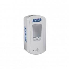 Purell berøringsfri LTX-12 dispenser til 1200 ml håndsprit, hvid