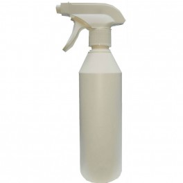 Sprayflaske, 500 ml, inklusive sprayhoved