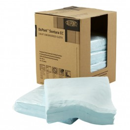 Sontara Light aftørringsklude, 1-lags, nyfiber/polyester, 30,5 x 30,5 cm, 200 stk.