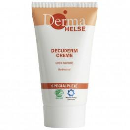 Derma Helse Decuderm hudcreme, 0% farve 0% parfume, 27% fedt, 25 ml