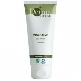 Derma Helse Zinksalve, uden parfume, 20% zink, 100 ml