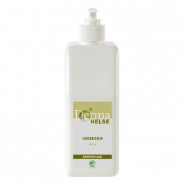 Derma Helse Vegederm Hudcreme, uden farve og parfume, 9% fedt, 560 ml