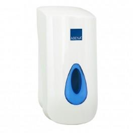 Dispenser til hånddesinfektion poserefill, Abena Modular, 800 ml, hvid
