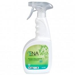 ENA biologisk lugtfjerner, klar-til-brug, uden farve og parfume, 750 ml. med spray.