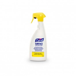 PURELL desinfektion overflade spray, 750ml flaske