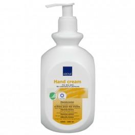 Abena håndcreme, u/farve og parfume, 500 ml.
