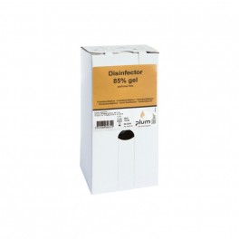 Plum hånddesinfektion 85%, gel, 1000 ml bag-in-box