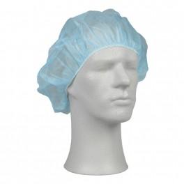 Hygiejnehue, PP, usteril, engangs, blå, 100 stk.
