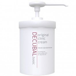 Decubal Clinic hudcreme, 1000 ml