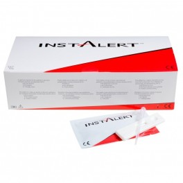 Graviditetstest, InstAlert, platformstest og pipette, 40 stk