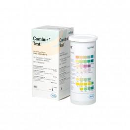 Combur 7, urintest, til visuel aflæsning