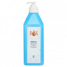 Dax Mild håndsæbe, uden parfume, 600 ml m/pumpe.