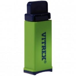 Fingerprikker, Vitrex Press II, grøn, 18G, x 1,8 mm