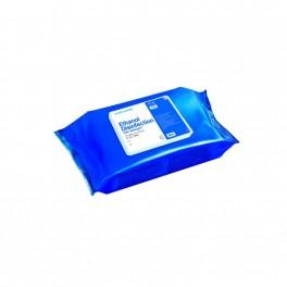Wet Wipe Ethanol desinfektion, med Ethanol og tensid, Mini