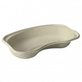 Puskapsel, 25x14x4,5cm, 650 ml, grå, engangs
