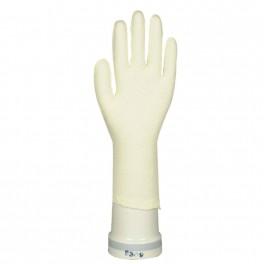 Blød, løst strikket bomuld/polyester inderhandske, one-size, 12 par.