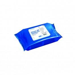 Wet Wipe desinfektionsklude med Ethanol, uden sæbe, Mini