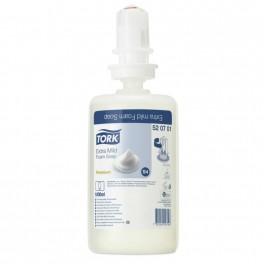 Tork S4 Premium extra mild skumsæbe, uden parfume, 1000 ml.