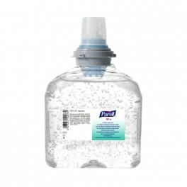Purell VF+ hånddesinfektionsgel 85% til TFX-12, 1200 ml refill.