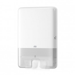 Tork H2 Xpress dispenser Multifold håndklædeark, hvid.