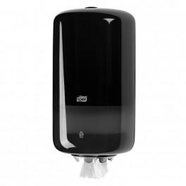 Tork M1 Mini dispenser til aftørringspapir, sort